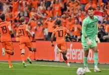 Hasil pertandingan antara Belanda vs Austria di EURO 2020