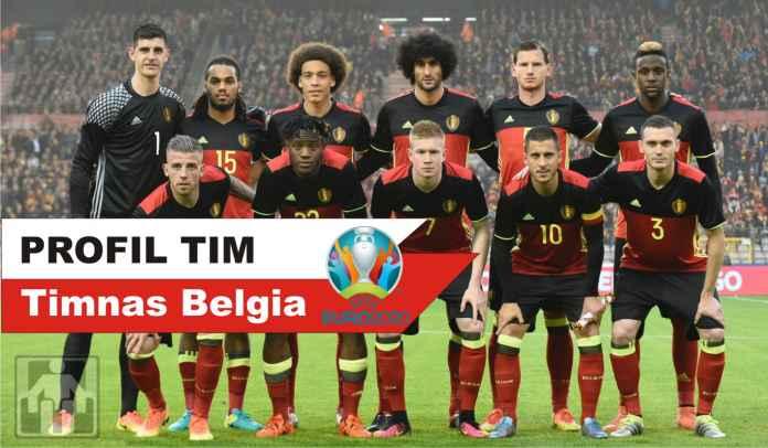 Profil Timnas Belgia : Skuad Lengkap, Manajer, Taktik, Jadwal, & Prediksi di Euro 2020