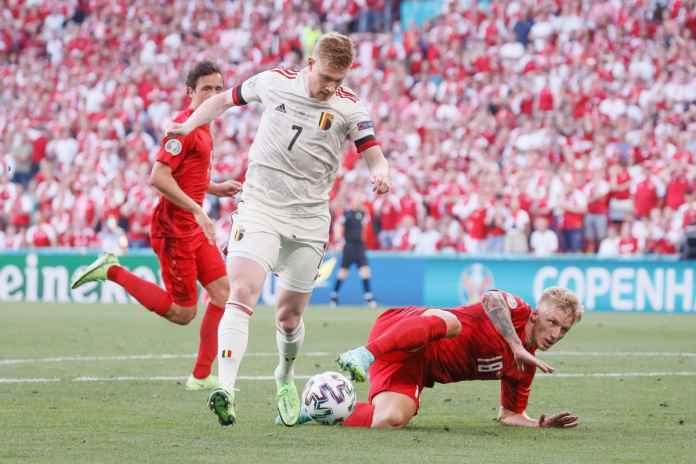 Belgia ke 16 Besar, De Bruyne Dipuji Legenda Liverpool