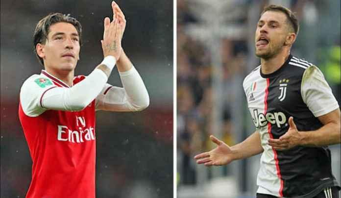 Arsenal & Juventus Bahas Potensi Pertukaran Hector Bellerin & Aaron Ramsey