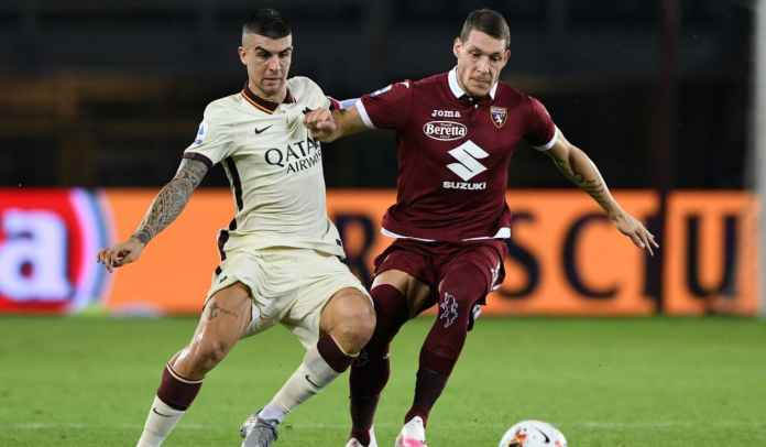 Cari Suksesor Edin Dzeko, Jose Mourinho Bidik Striker Torino Pencetak 105 Gol