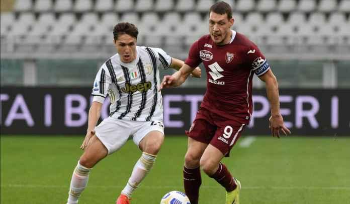 Presiden Torino Bersumpah Tak Akan Jual Andrea Belotti ke Rival Sekota, Juventus