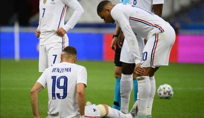 Karim Benzema Tumbal Kemenangan Prancis, Kini Diragukan Tampil vs Jerman