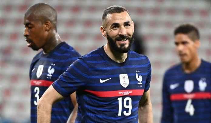 Tahukah Kamu, Benzema Ternyata Sudah Gagal Tiga Penalti Beruntun di Timnas Prancis