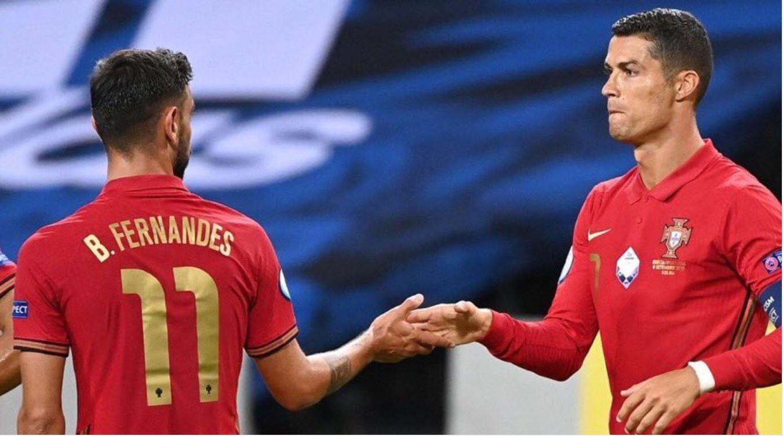 Cristiano Ronaldo's worst ever free-kick? Portugal star goes viral ahead of Euro 2020