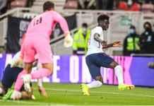 Pemain Inggris Nyaris Dicoret Cetak Gol Bagi The Three Lions Lawan Austria