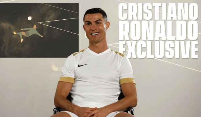 Cristiano Ronaldo Ungkap Trofi Terpenting & Gol Terfavorit Sepanjang Karirnya