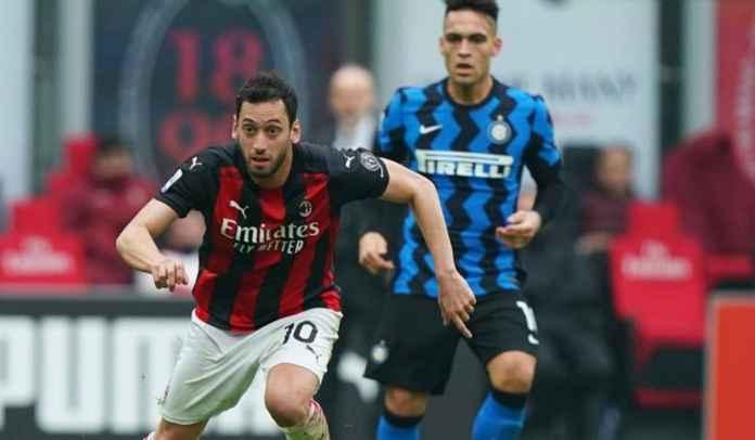 Sebelum Hakan Calhanoglu, Siapa Saja Pemain Milan yang Berkhianat ke Inter Milan?