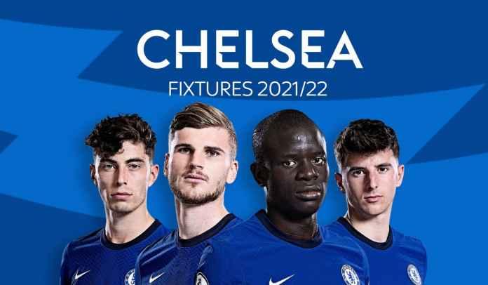 Jadwal Premier League 2021/2022 Chelsea : Laga Sulit Menanti di Pekan-Pekan Awal