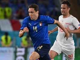 Cedera di Sesi Latihan, Pemain Sayap Juventus Diragukan Tampil Saat Italia vs Wales