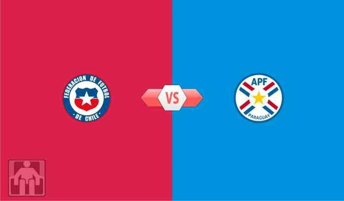 Prediksi Chile vs Paraguay, Fase Grup A Copa America 2020, Jumat 25 Juni 2021