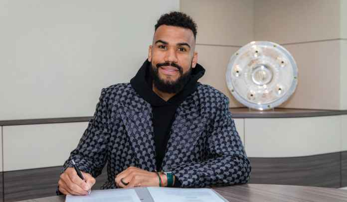 RESMI! Bayern Munchen Perpanjang Kontrak Eric Maxim Choupo-Moting
