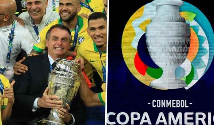 Para Pemain Brasil Rupanya Tak Senang Copa America Dipindah ke Kandang Sendiri
