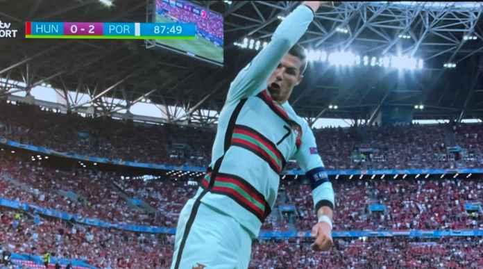 Cukup 5 Menit Laga Lawan Hungaria Tadi Malam, Ronaldo Pecahkan Rekor Platini dan Dekati Rekor Ali Daei
