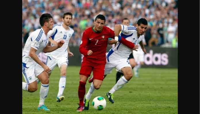 Portugal vs Israel Nanti Malam, Ronaldo Mungkin Turun Bermain Demi Cetak Gol