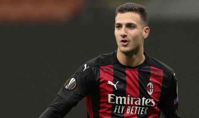 Lagi Bokek, AC Milan Cuma Mau Pinjam Diogo Dalot Lagi Tanpa Wajib Pembelian