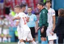 Mata-mata Spanyol di Sepak Bola Kroasia Loloskan La Roja ke Perempat Final Euro 2020, Dua Assist Dalam 3 Menit