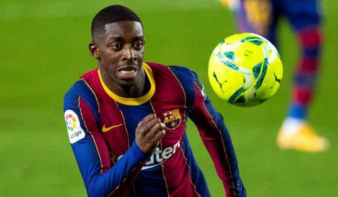 Ousmane Dembele Tak Ingin Terburu-Buru Perpanjang Kontrak di Barcelona