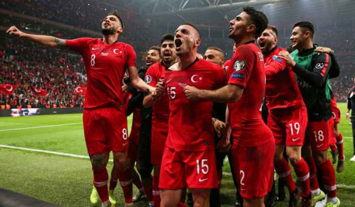 Timnas Turki Sudah Mendarat di Roma, Italia Jelang Laga Pembuka Euro 2020