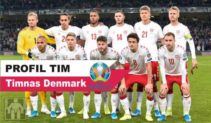 Profil Timnas Denmark : Skuad Lengkap, Manajer, Taktik, Jadwal, & Prediksi di Euro 2020