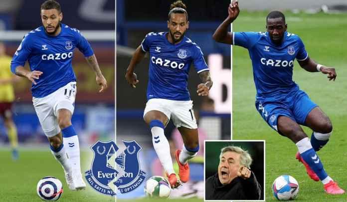 RESMI! Everton Lepas 13 Pemain Sekaligus, Termasuk Theo Walcott & Joshua King