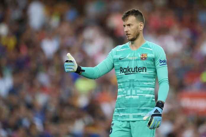 Everton Mau Datangkan Penjaga Gawang Barcelona
