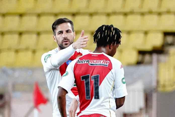 Fabregas Larang Chelsea Rekrut Pemain AS Monaco