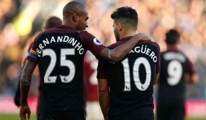 Manchester City Lepas Total Tujuh Pemain, Termasuk Kapten Klub Fernandinho