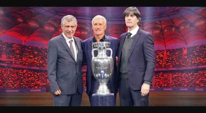 Alasan Grup F Euro 2020 Disebut Grup Neraka, Total Ada 6 Trofi Juara Eropa di Dalamnya
