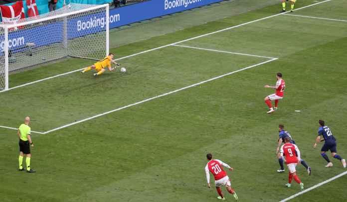 Hentikan Penalti di Laga Debut di Kejuaraan Eropa, Lukas Hradecky Catatkan Rekor