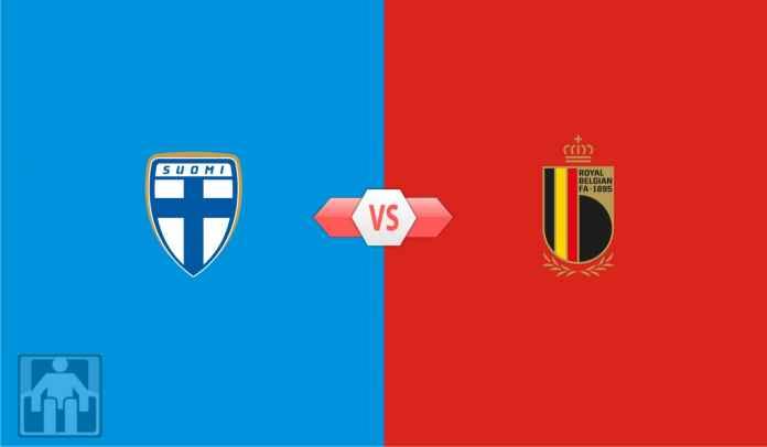 Prediksi Finlandia vs Belgia, Fase Grup B Euro 2020, Selasa 22 Juni 2021