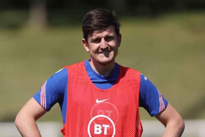 Gareth Souhgate Ungkap Perkembangan Cedera Maguire