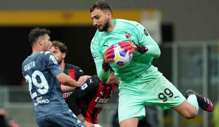 Dollarrumma? Kiper AC Milan Selangkah Lagi Merapat ke Paris Saint-Germain