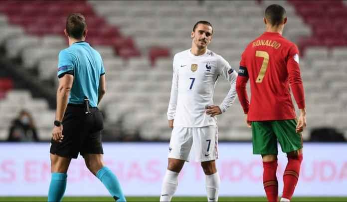 Ini 10 Top Skor Sepanjang Masa Kejuaraan Eropa, Ada Ronaldo & Griezmann