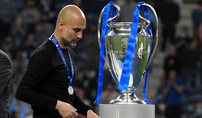 Pep Guardiola Dituding Curi Gelar Liga Champions dari Manchester City