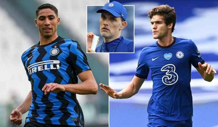 Chelsea Korbankan Jagoan Free Kick Ini ke Inter Milan Demi Dapatkan Achraf Hakimi