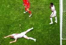 Harry Kane Mungkin Mbappe-nya Timnas Inggris, Cuma 9 Sentuhan Pada Bola Selama 45 Menit Pertama