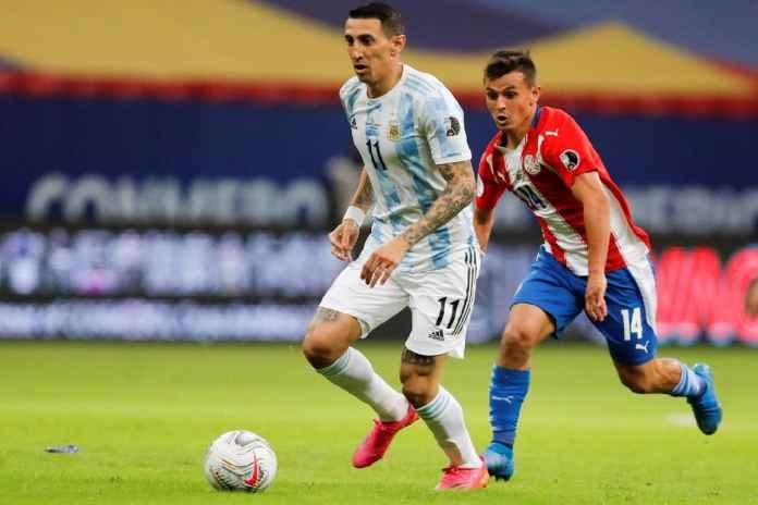Hasil Argentina vs Paraguay di Copa America 2021: Gol Pemain Sevilla Bawa La Albiceleste Puncaki Klasemen Grup A