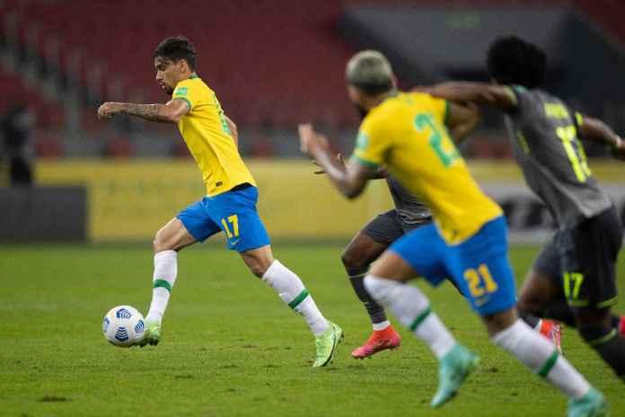 Hasil Brasil vs Ekuador, Selecao Menang Gol Tapi Neymar Nyaris Gagal Penalti