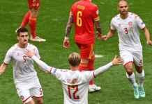 Hasil Euro 2021 antara Wales vs Denmark di babak 16 besar