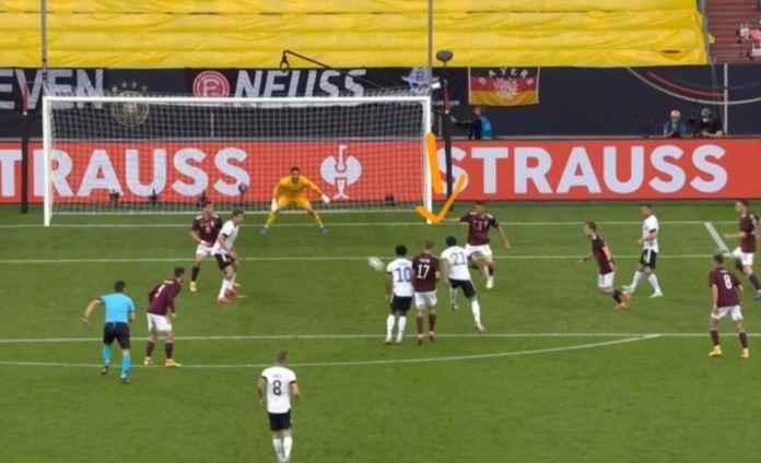 Hasil Jerman vs Latvia di Pertandingan Uji Coba Persahabatan