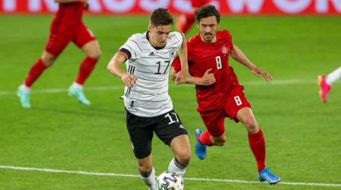 Hasil Pertandingan Uji Coba Jerman vs Denmark Skor Akhir 1-1