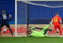 Hasil Pertandingan Uji Coba Perancis vs Wales skor akhir 3-0
