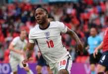 Hasil Piala Eropa 2021 Ceko vs Inggris tadi malam Raheem Sterling cetak gol