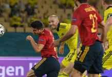 Hasil Spanyol vs Swedia di Euro 2020