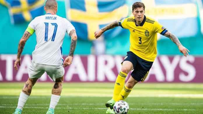 Hasil Swedia vs Slovakia di EURO 2020: Swedia Menang dan Puncaki Klasemen, Grup E Panas