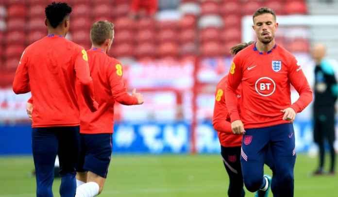Inggris Dapat Dorongan Besar Jelang Euro 2020, Henderson Mulai Kembali Berlatih