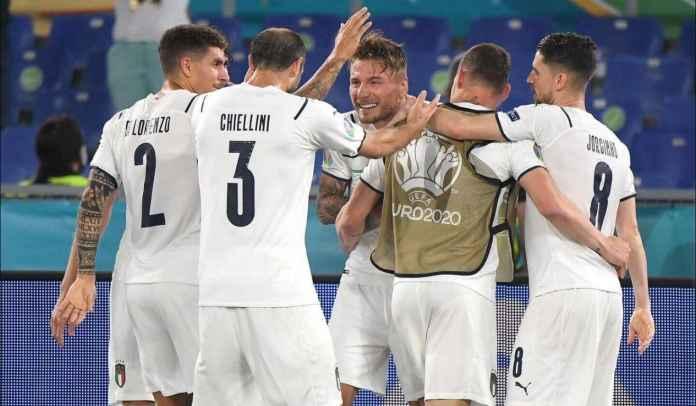Sumbang Satu Gol ke Gawang Turki, Ciro Immobile Kini Samai Rekor Gol Mario Balotelli