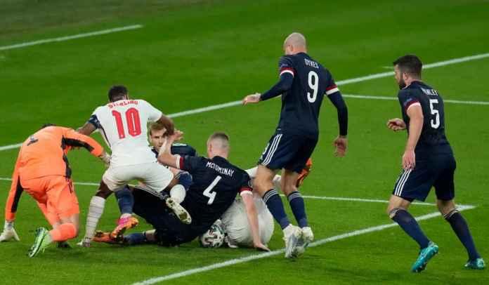 Cuma Imbang Tanpa Gol Kontra Skotlandia, Inggris Catatkan Rekor Memalukan Ini