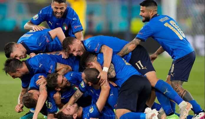 Deretan Rekor Mengesankan Italia Usai Bekuk Swiss Tiga Gol Tanpa Balas Tadi Malam